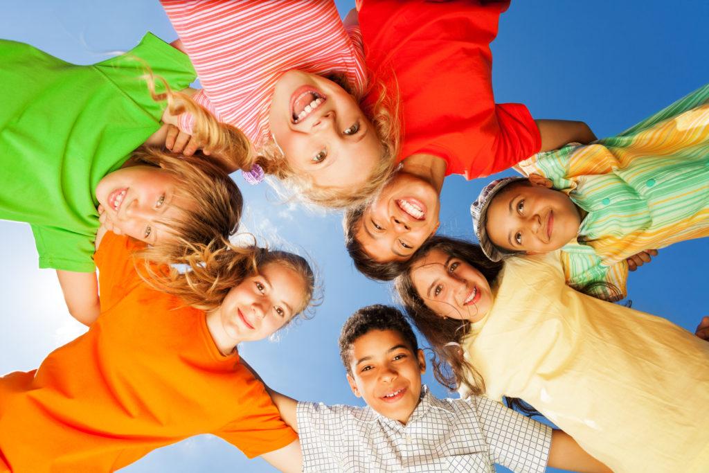 Bewegte Kids Sommersportwochen Ferienbetreuung