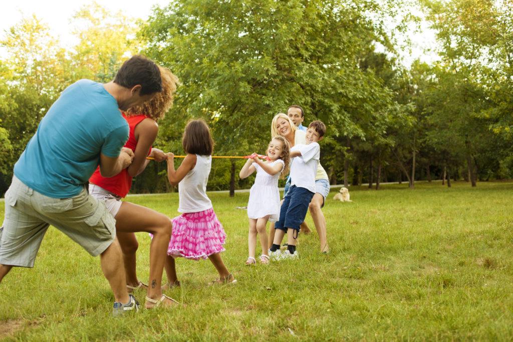 Bewegte Kids Family Weekend Familien-Urlaub