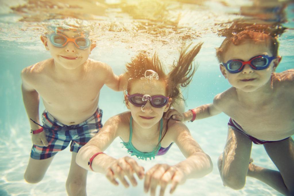 """""""Bewegte Kids"""" Sommerposrtwochen, Ferienbetreuung"""