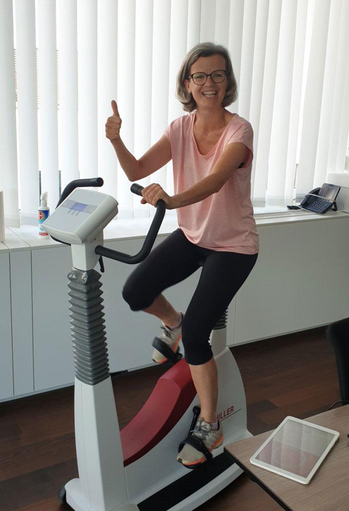 Fitness Training - Ergometer, Wiener Neudorf