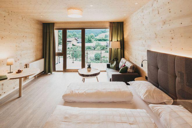 Zimmer Molzbachhof Pauschalangebot Kurzurlaub
