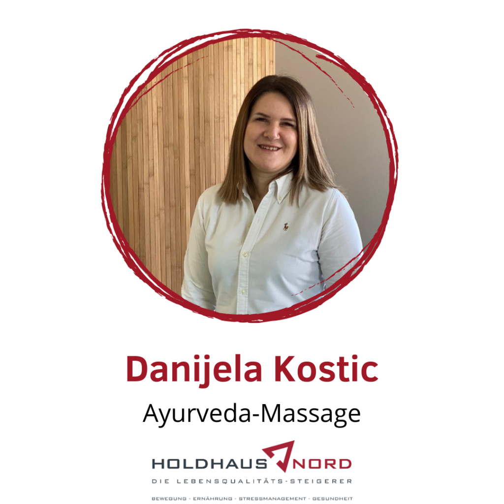 Danijela Kostic - Massage - Holdhaus & Nord