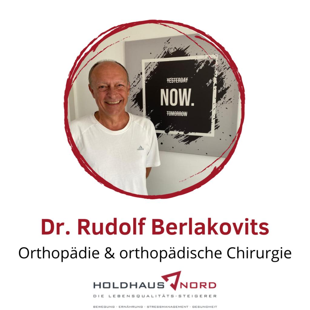 Dr. Rudolf Berlakovits MD PhD, Orthopädie & orthopädische Chirurgie - Holdhaus & Nord
