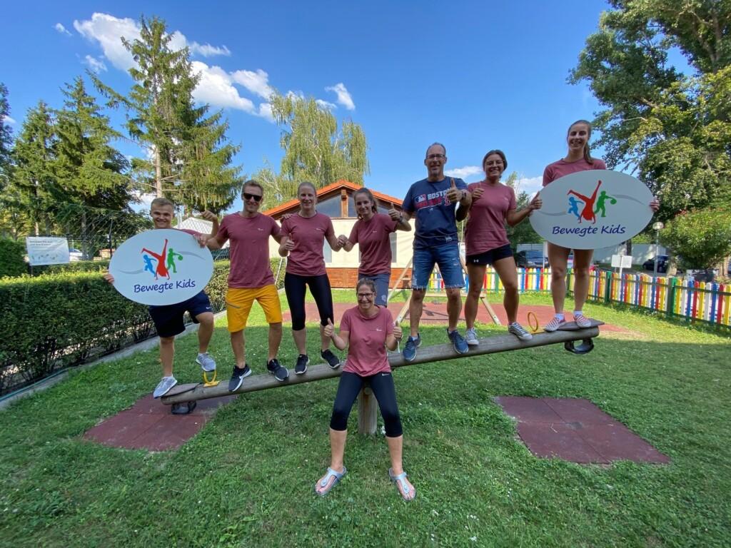 Bewegte Kids Wochen Team - Holdhaus & Nord